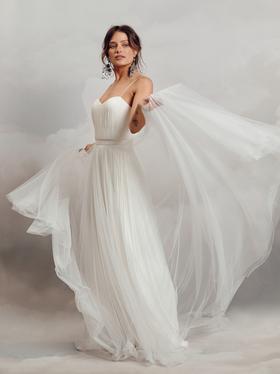 hayley overskirt  dress photo