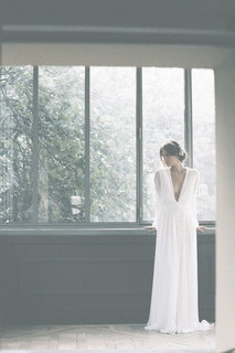 a clear midnight  dress photo 1
