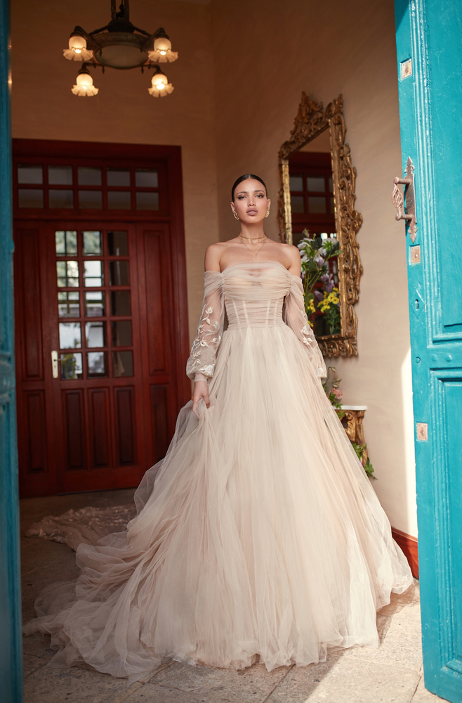 magnolia dress photo