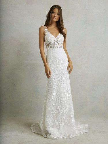 farrow dress photo