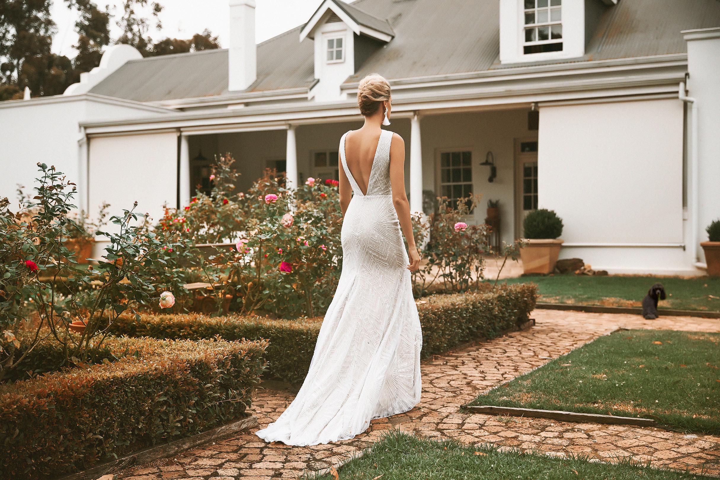 vega dress photo