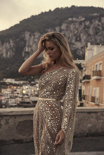 rome gown dress photo 1