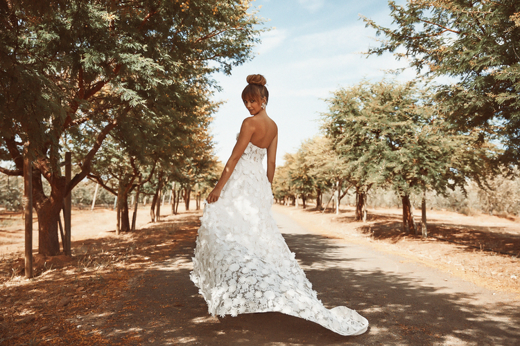 flaura dress photo