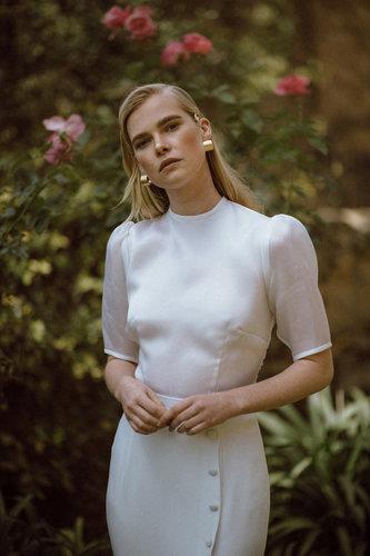 petra blouse  dress photo