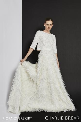 piora overskirt dress photo