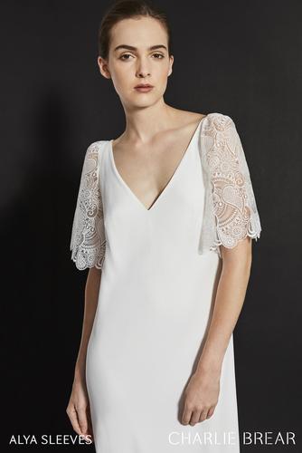 alya sleeves dress photo