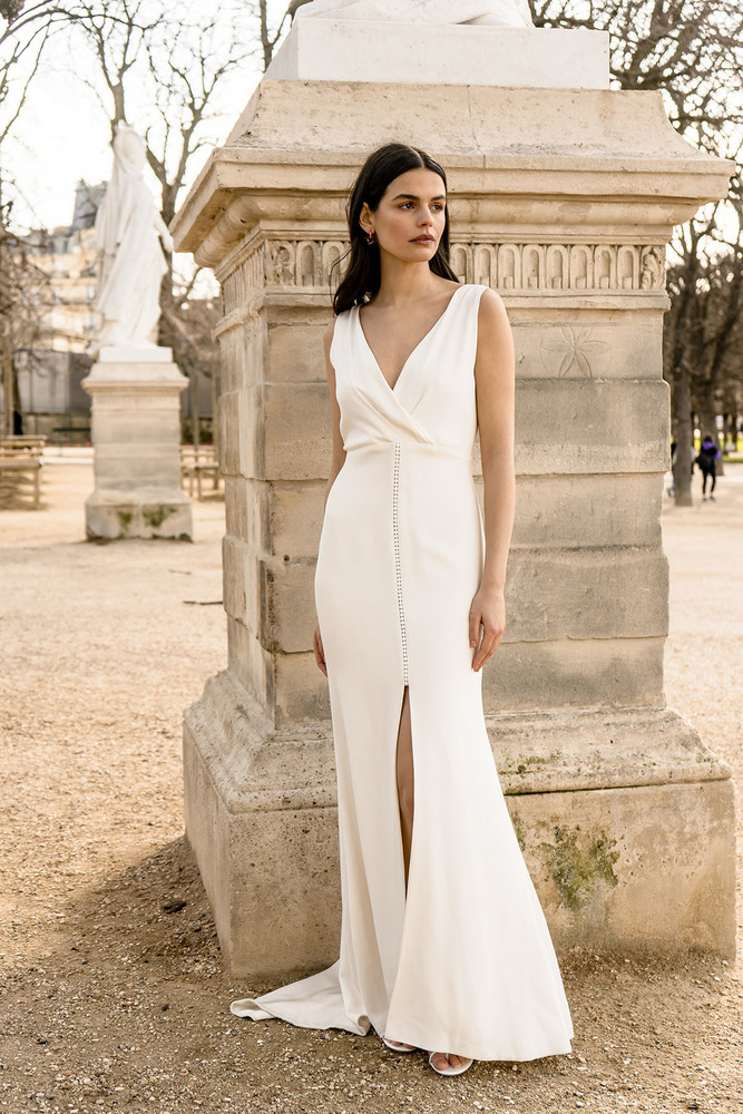 the arielle gown  dress photo