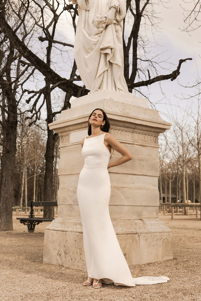 the nadia gown  dress photo