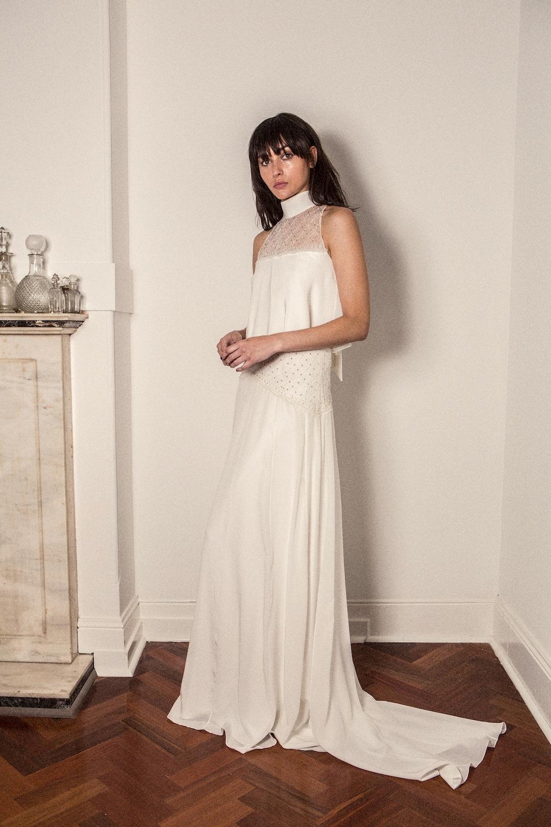 aria gown dress photo