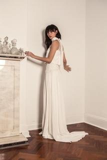 aria gown dress photo 3