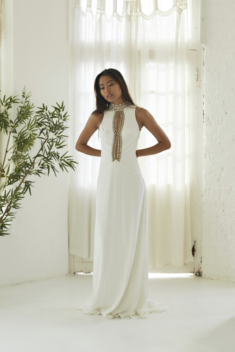 constance gown dress photo