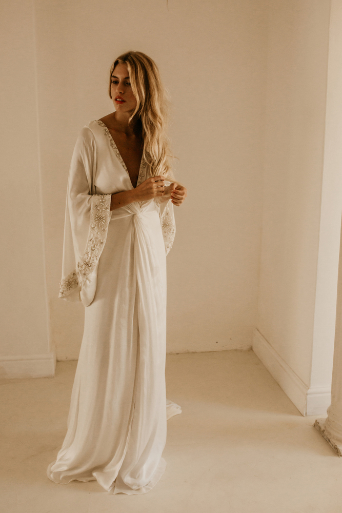 hudson gown dress photo