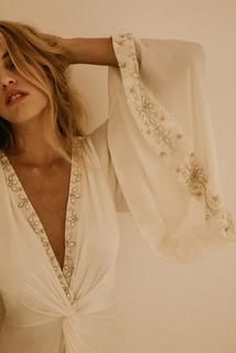 hudson gown dress photo 3
