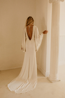 hudson gown dress photo 4