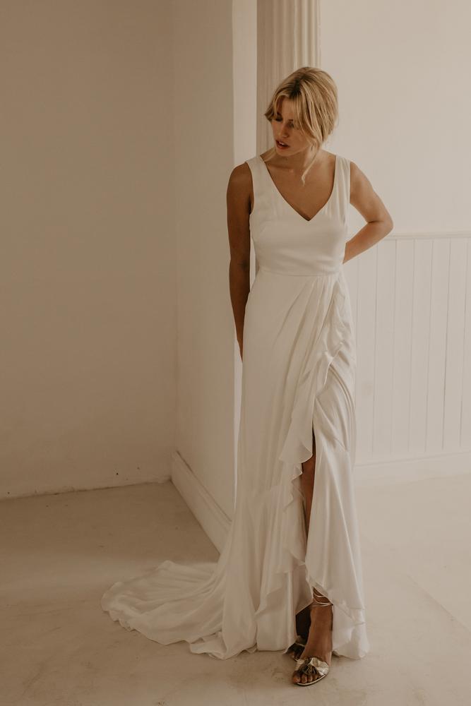 scarlett gown dress photo