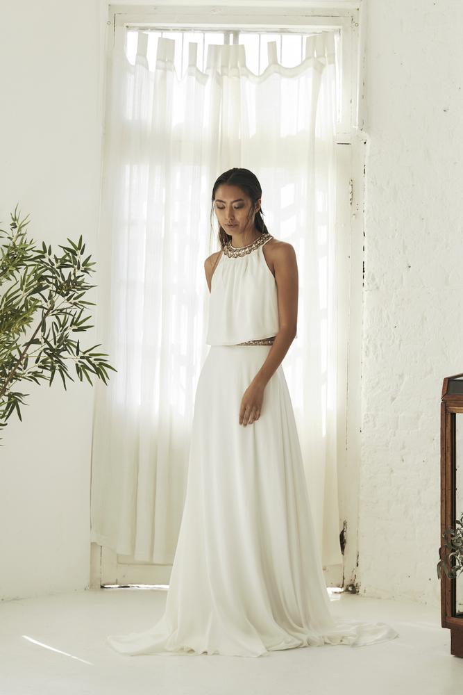 vera top and skirt dress photo