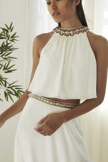 vera top and skirt dress photo 2