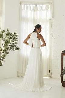 vera top and skirt dress photo 3