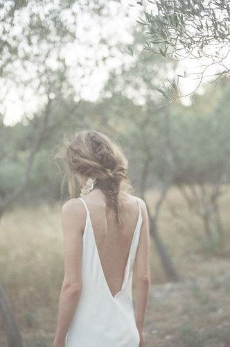 cours naturel dress photo
