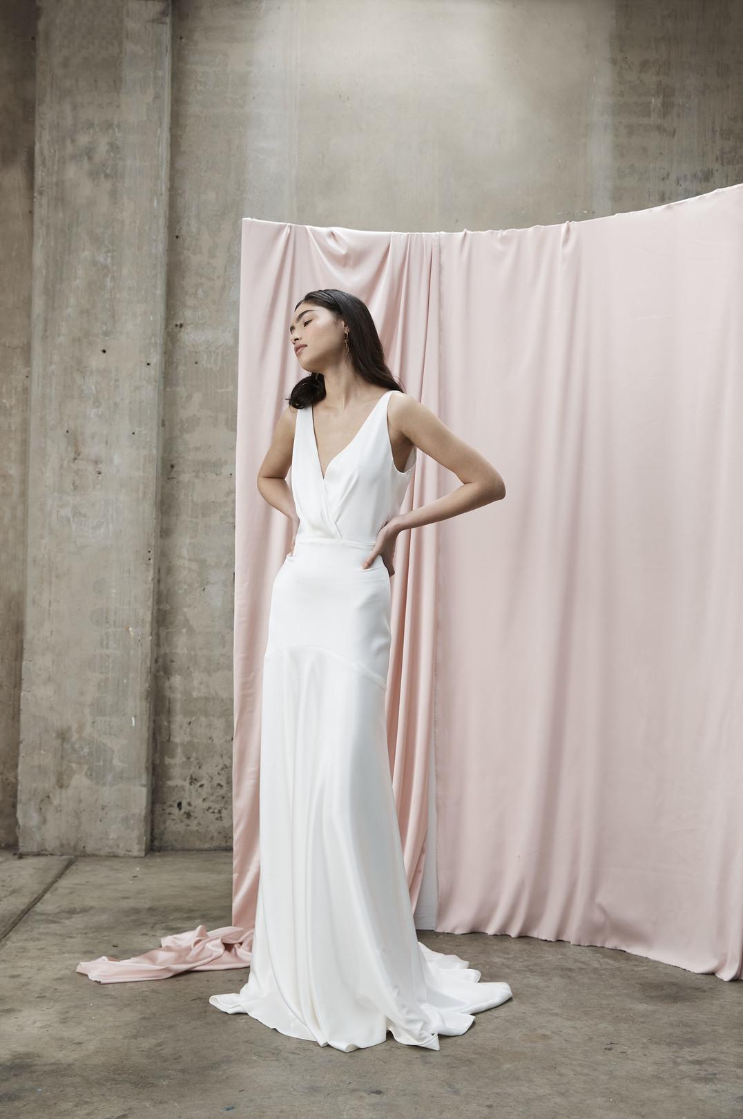 asta gown dress photo