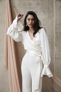 cecile blouse dress photo 1