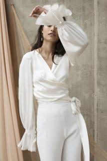 cecile blouse dress photo 4