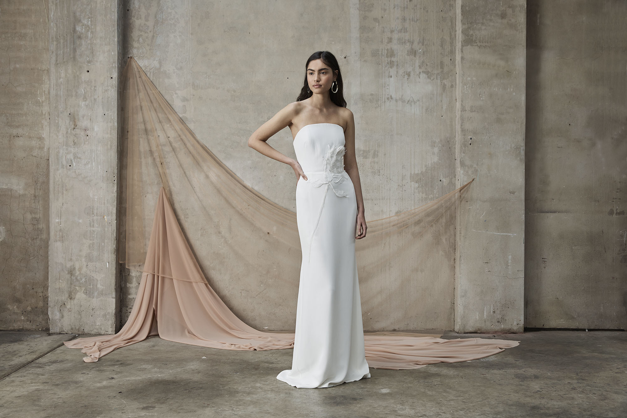 protea gown dress photo