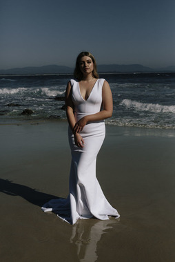 broome curve dress photo