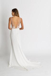 lila gown dress photo 2