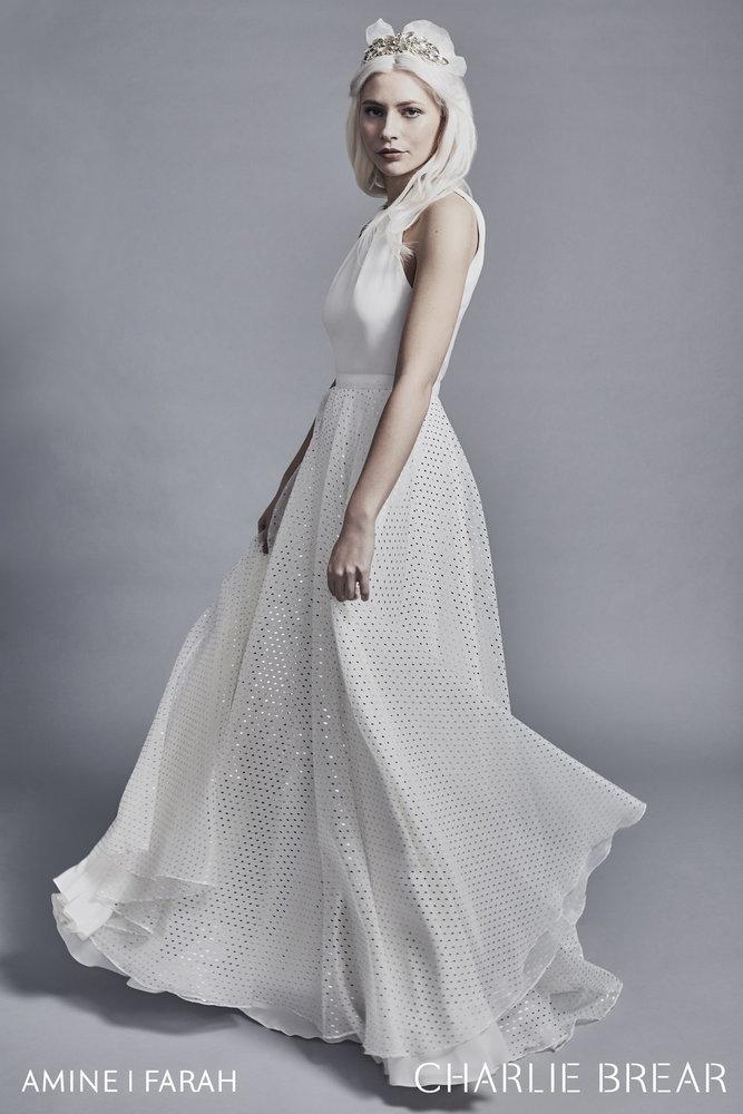 farah overskirt  dress photo