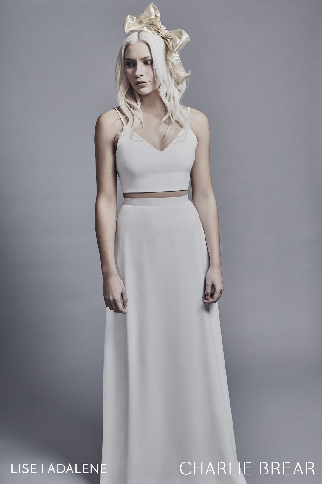 lise top & adalene skirt dress photo