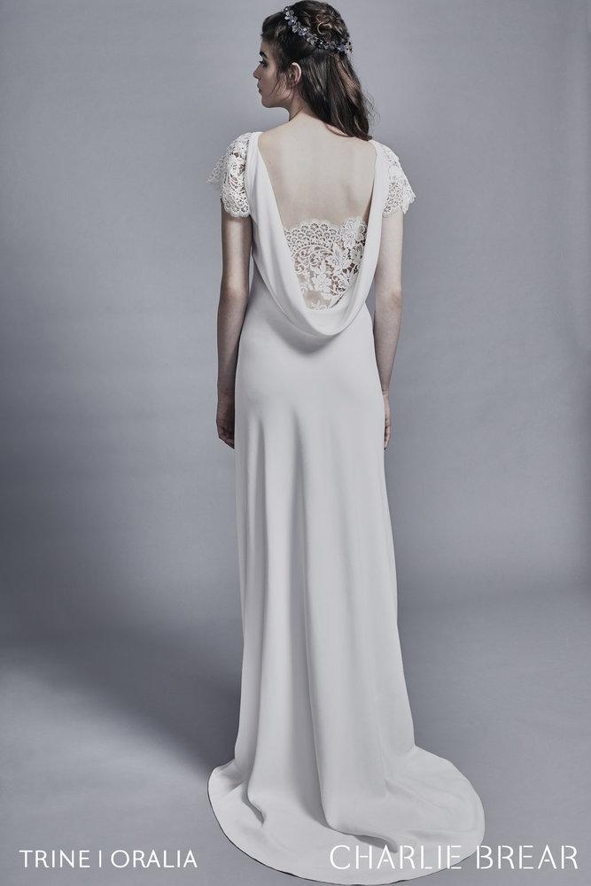 oralia sleeves & panels dress photo