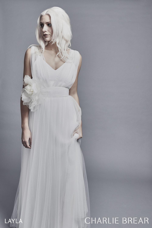 layla overdress  dress photo