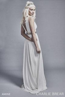 amine dress photo 3