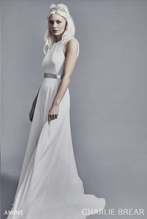 amine dress photo 1