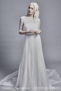 suri organza top dress photo 2