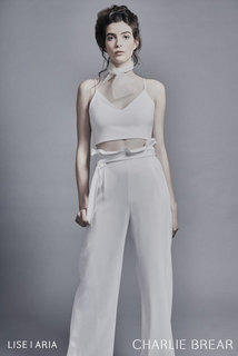 lise top & aria trousers  dress photo 1