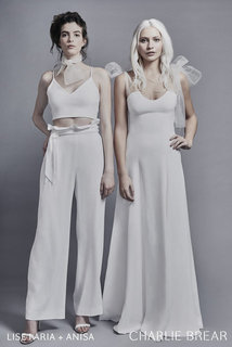 lise top & aria trousers  dress photo 3