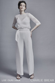 lise top & aria trousers  dress photo 4
