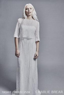 trixis top & ziza overskirt dress photo