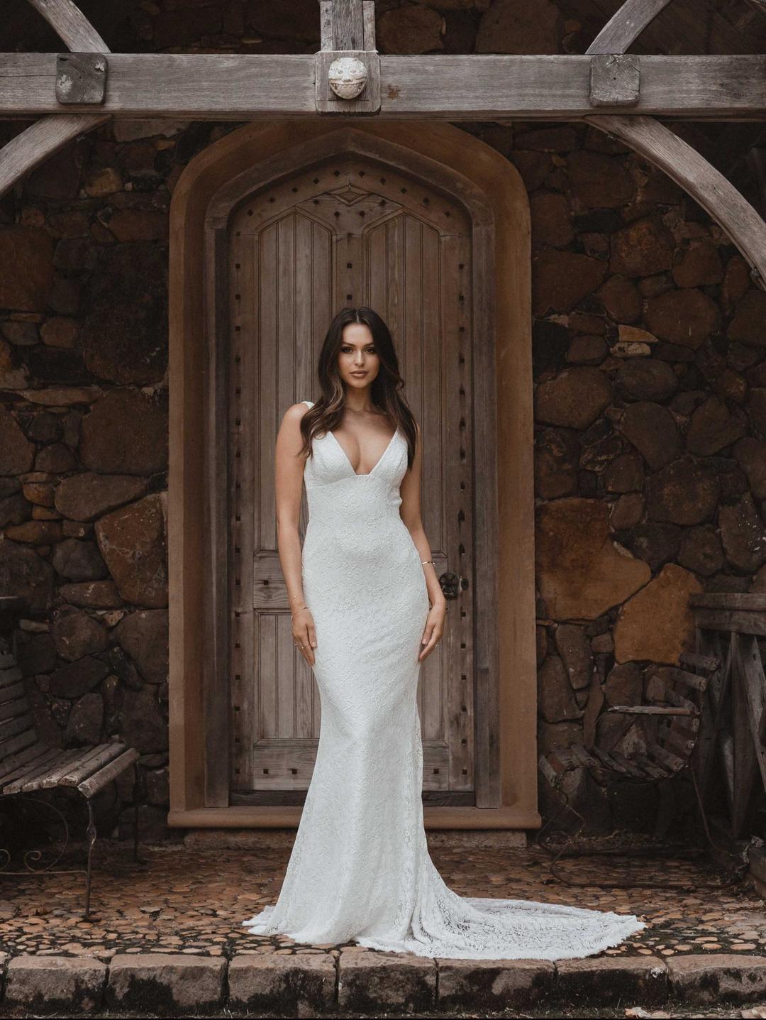 adina  dress photo