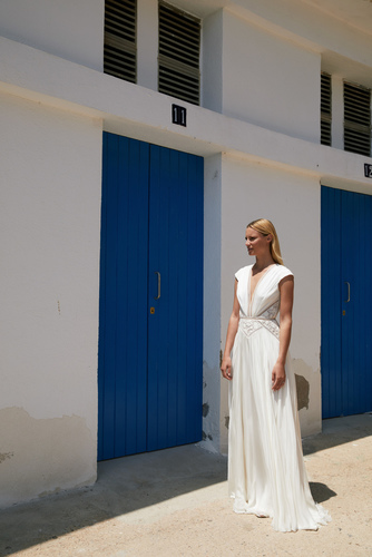 las pozas dress photo