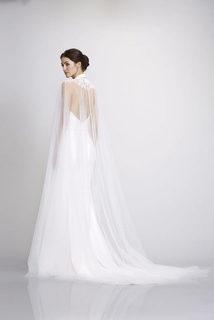 890568 riley cape dress photo 2