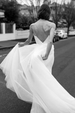 justine dress photo
