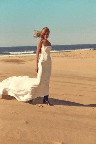 autumn gown  dress photo
