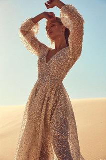 belmont gown  dress photo
