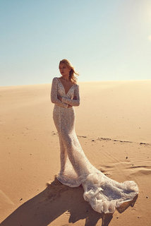 blanche gown  dress photo