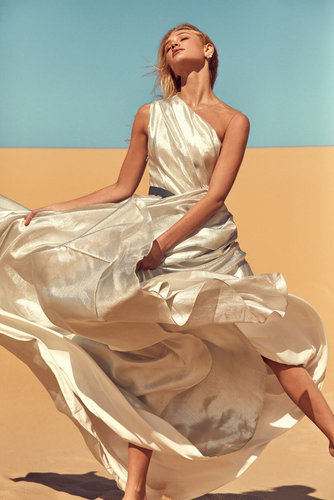 clark gown  dress photo
