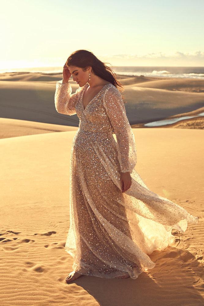 harper gown  dress photo