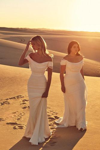 selene gown  dress photo
